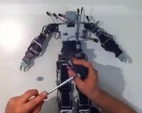 Kondo humanoid robot khr-3hv