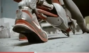 Nike robot tv commercial