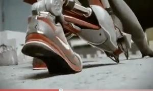 Nike robot tv commercial