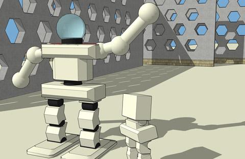 Robot Quest 06