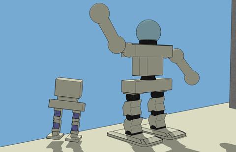 Robot Quest 03