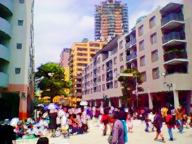 Makuhari Bay Town