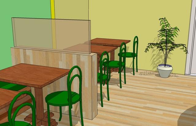 Coffee Shop Layout - 03