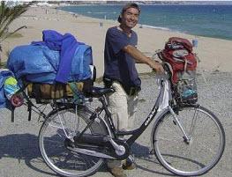 World cyclist